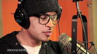 TI on Sway in the Morning freestyle #SwayInTheMorning