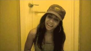 "Tiffany Evans sings Beyonce's Live version of ""Speechless""! twitter.com/mstiffevans"