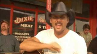 Tim McGraw - Southern Voice (Official video)