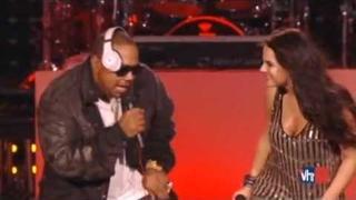 Timbaland - Lose Control (feat. JoJo) - Pepsi Super Bowl Fan Jam 2010 Live