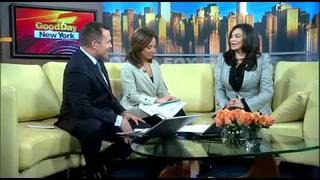 Tina Knowles interview on Good Day New York 8 may 2012