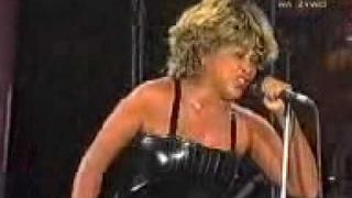 Tina Turner - A fool in love - live in Sopot 2000