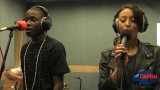 Tinchy Stryder at 95.8 Capital FM - Never Leave You (ft. Amelle Berrabah)
