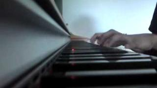 Tinchy stryder ft. amelle berrabah - never leave you (piano cover)