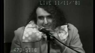 Tiny Tim with Coca Crystal