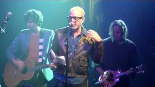 """Tired Pony and Michael Stipe """"The Good Book"""""""