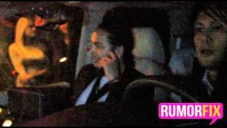 Tokio Hotel Exclusive Bill Kaulitz & Tom Night Out