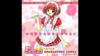 Tokyo Mew Mew - Mew Ichigo no Theme - Saki Nakajima (Ichigo Momomiya)