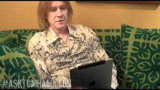 Tom Hamilton: All About the Bass