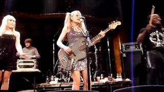 "Tom Tom Club perform ""Genius of Love"" 10/9/10"
