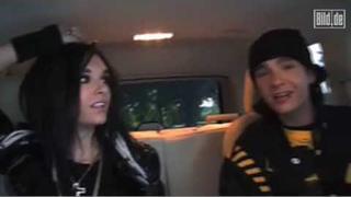 Tom und Bill Kaulitz von Tokio Hotel - Bild.de - 22.9.09