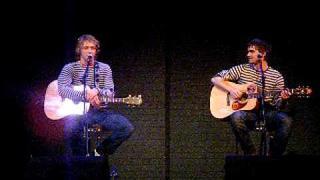 Tomáš Klus & Jirka Kučerovský - Trošku kreténi (Litoměřice 2.3.2010)
