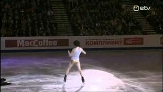 Tomas VERNER & LMFAO ( European Figure Skating Championships 2012 )