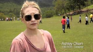 TOMS + The Row Partnership: Honduras Shoe Drop