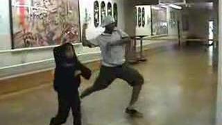 Tony Czar and Lil BIGZ hip hop dance Promise Ring