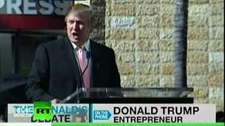 Tool Time: Trump, 'Ron Paul is a Joke'?!
