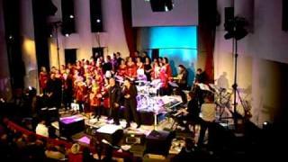 TOP Dream Company a Maranatha gospel choir