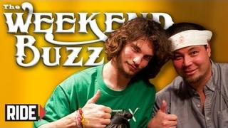 Torey Pudwill & Tim Gavin Talk Big Bang, Limp Bizkit & Street League: Weekend Buzz ep. 6