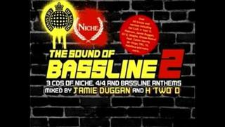 Track 02 - HtwoO - Lovesick Ft Rocco [The Sound of Bassline - CD2]