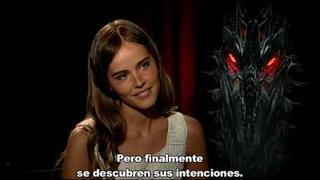Transformers 2: entrevista Isabel Lucas