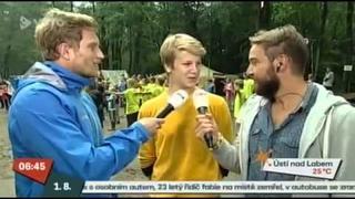 Tři bratři - Zdeněk Piškula & Rozcvička - Snídaně s Novou
