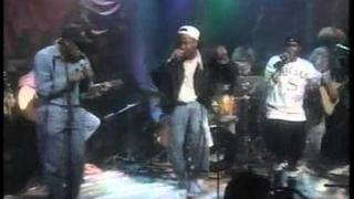 Tribe Called Quest- Can I Kick It- LIVE- UNPLUGGED