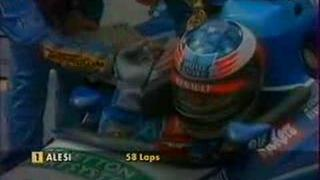 TRIBUTE JEAN ALESI GP CANADA 1995 F1