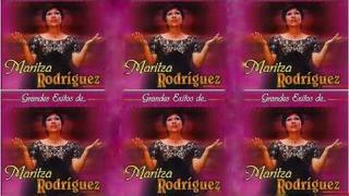 Triste Despedida - Maritza Rodríguez (Mejor audio)