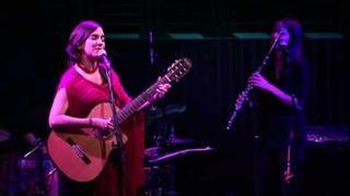 """""""Tu voz"""" Marta Gomez live in New York"""