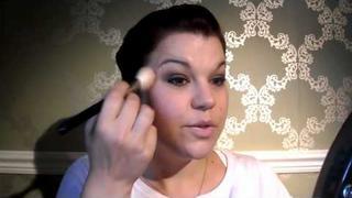 Tulisa inspired make up look 'Let me be'