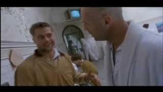 Twelve Monkeys ADR Brad Pitt