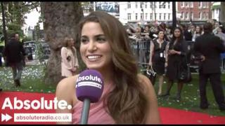 Twilight: Eclipse premiere - Nikki Reed (Rosalie Hale) interview