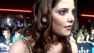 Twilight Movie: Ashley Greene Interview
