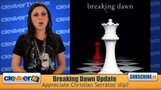 Twilight's Christian Serratos Let's Breaking Dawn Production Date Slip