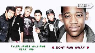"Tyler James Williams feat IM5 - ""Don't Run Away"""