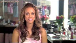 TYRA BANKS in Victoria's Secret Fashion Show 2000-2006