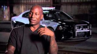 Tyrese Gibson 'Fast Five' Interview