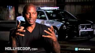 """Tyrese Gibson """"Fast Five"""" Movie; International Appeal"""