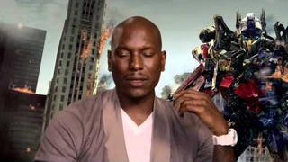 Tyrese Gibson 'Transformers 3: Dark of the Moon' Interview
