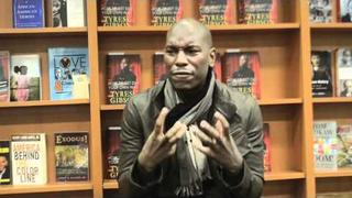 """Tyrese Gibson's """"How To Get Out Your Own Way"""" Book Signing Interview"""