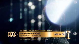 TýTý 2012: Marcela Augustová