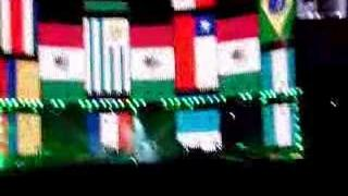U2 Monterrey Feb 12th 2006 Where the streets have no name