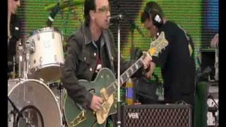 U2 One - Live 8