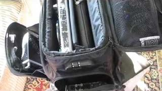 UDG Producer bag- quick look