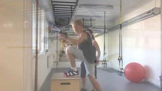 Ukázka z tréninku