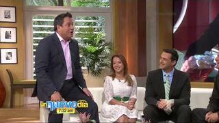 Un Nuevo Día / Entrevista Roberto Mateos / Telemundo