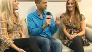 Una Healy and Mollie King (The Saturdays) Interview on TV3