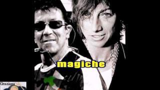 UN'ESTATE ITALIANA Gianna Nannini Edoardo Bennato karaoke PIRAMES,Graziana.avi