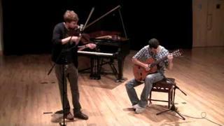 UNREAL! Tetris Theme on Violin and Guitar