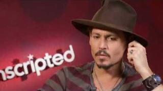 Unscripted- Johnny Depp & Tim Burton